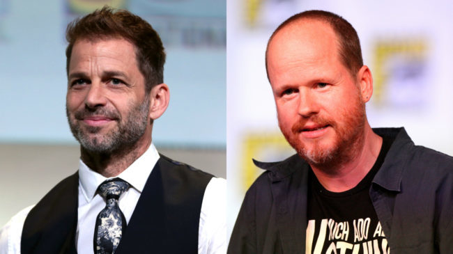 "Joss Whedon Takes Over on ""Justice League"" as Zack Snyder Steps Down to Deal with a Family Tragedy"