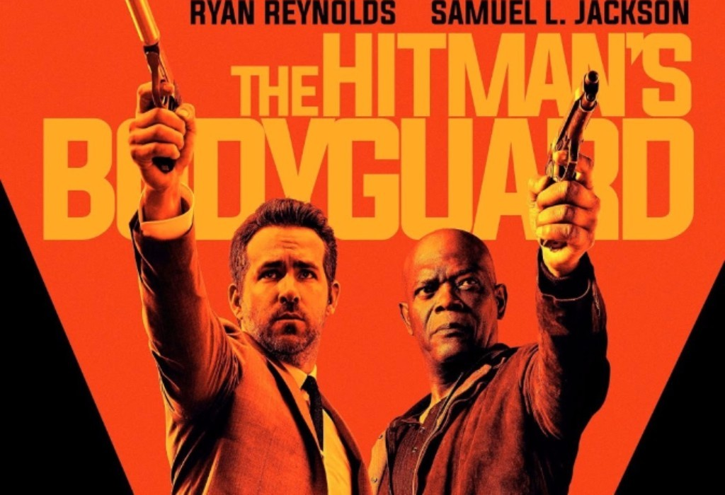 """Ryan Reynolds and Samuel L. Jackson Bring the Action in the 2nd Trailer for """"The Hitman's Bodyguard"""""""