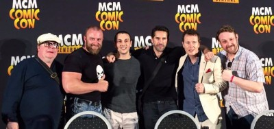 "Scott Adkins Talks ""Accident Man"" at the MCM EXPO in London!"