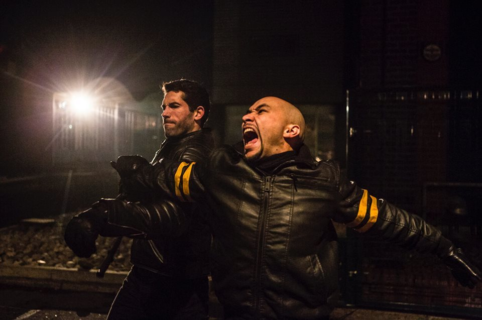 """Accident Man"" Starring Scott Adkins Invades the London MCM Comic Con!"