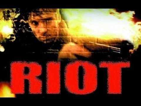 """The Action Fix: The Best of Gary Daniels #4: """"Riot"""""""