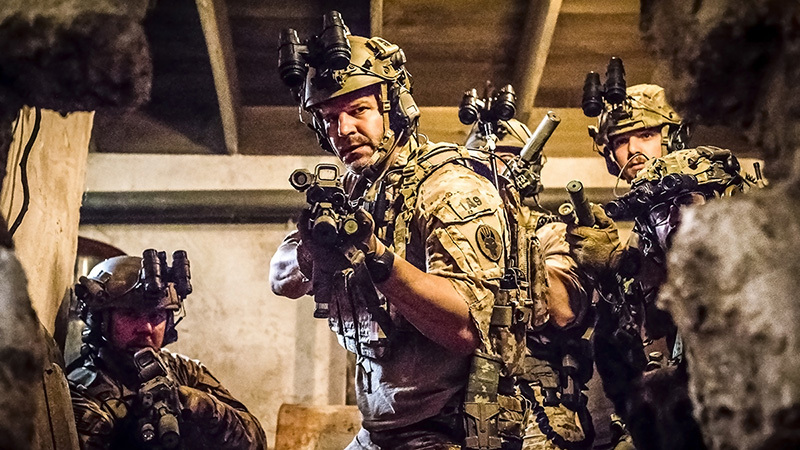 "The Elite of the Elite is Deployed as CBS' ""SEAL Team"" Debuts a New Trailer and a Release Date"