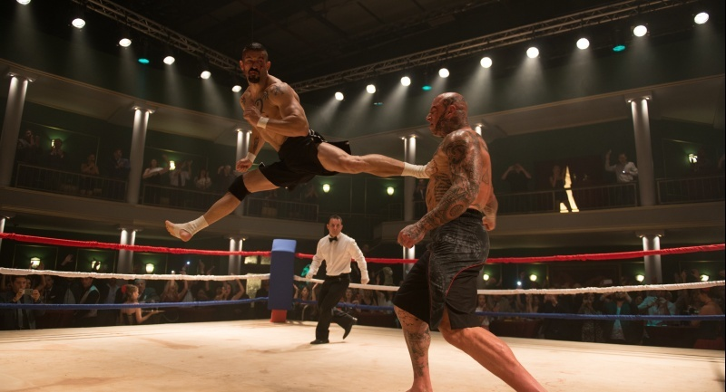 """The Most Complete Fighter in the World is Back as """"BOYKA: Undisputed Finally Hits Blu-Ray in August!"""