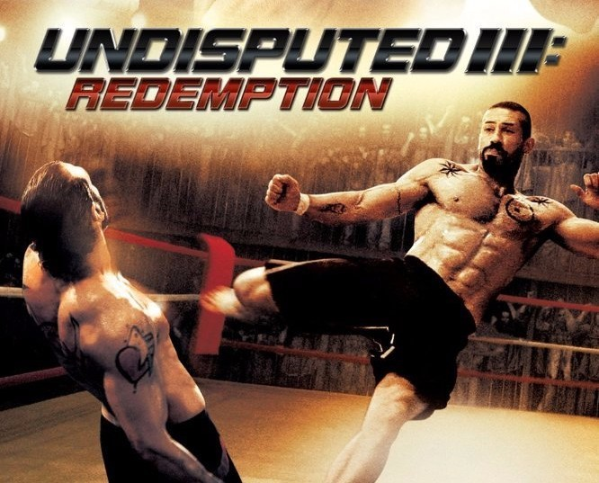 "The Action Fix: The Best of Scott Adkins #1: ""Undisputed 3: Redemption"""