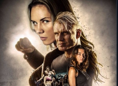 "Amy Johnston and Dolph Lundgren Dish Out Family Vengeance in ""Female Fight Squad"""