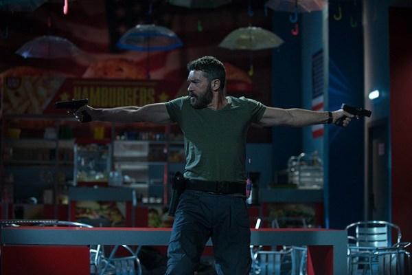 "Review: Antonio Banderas is Back in Action in ""Security"""