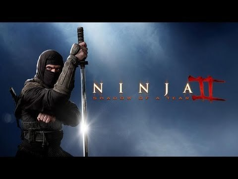"The Action Fix: The Best of Scott Adkins #2: ""Ninja 2: Shadow of a Tear"""