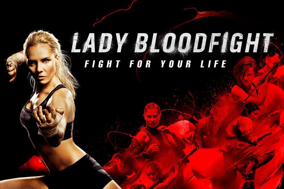 """Review: The Femme Fatales Rule the Day in the Epic Fight Flick """"Lady Bloodfight"""""""