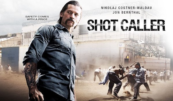 "Prison Transforms Nikolaj Coster-Waldau in the New Trailer for ""Shot Caller"""