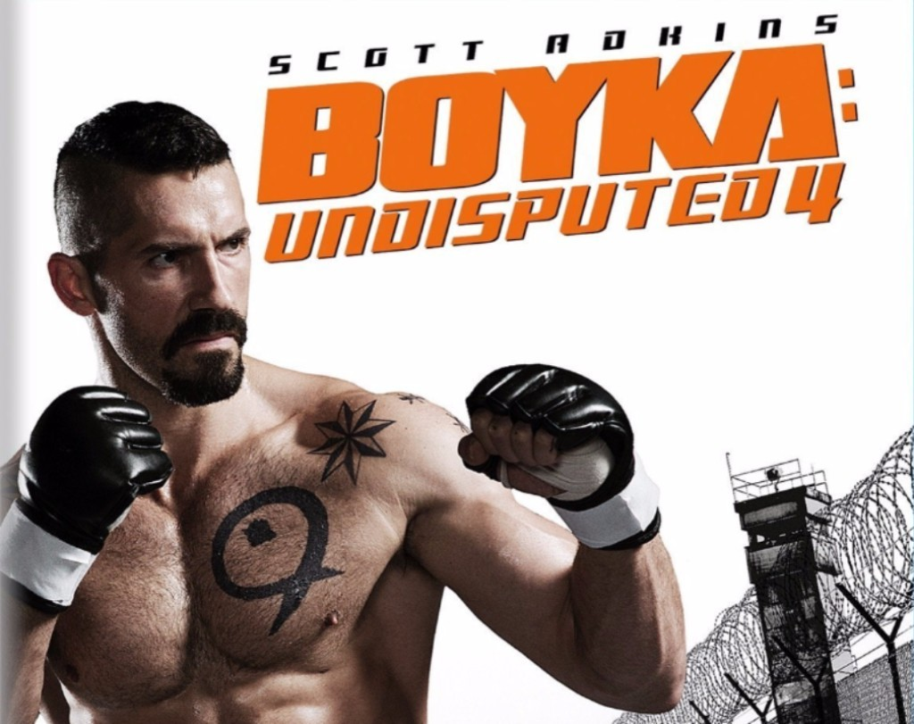 "Boyka is Back! ""Boyka: Undisputed 4"" Hits Blu-Ray and Digital on August 1st!"