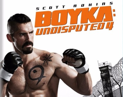 """Boyka is Back! """"Boyka: Undisputed 4"""" Hits Blu-Ray and Digital on August 1st!"""
