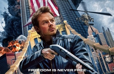 """There is a """"Rising Fear"""" in the New Action-Thriller """"America Has Fallen"""""""