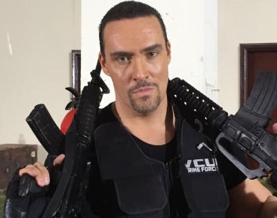 "International Action Star Alexander Nevsky is Prepping for a ""Savage Attack!"""