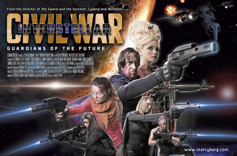 "Cult Director Albert Pyun is back with the Sci-Fi Thriller ""Interstellar Civil War"""