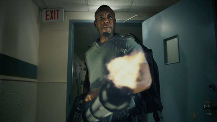 """""""S.W.A.T. Under Siege"""" Michael Jai White Unloads on His Enemies in the New Trailer!"""