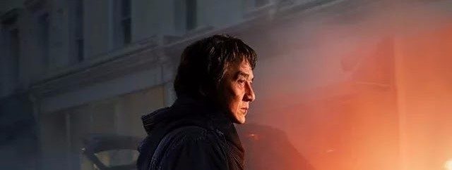 "Jackie Chan Gets Serious in the Official U.S. Poster for ""The Foreigner"""