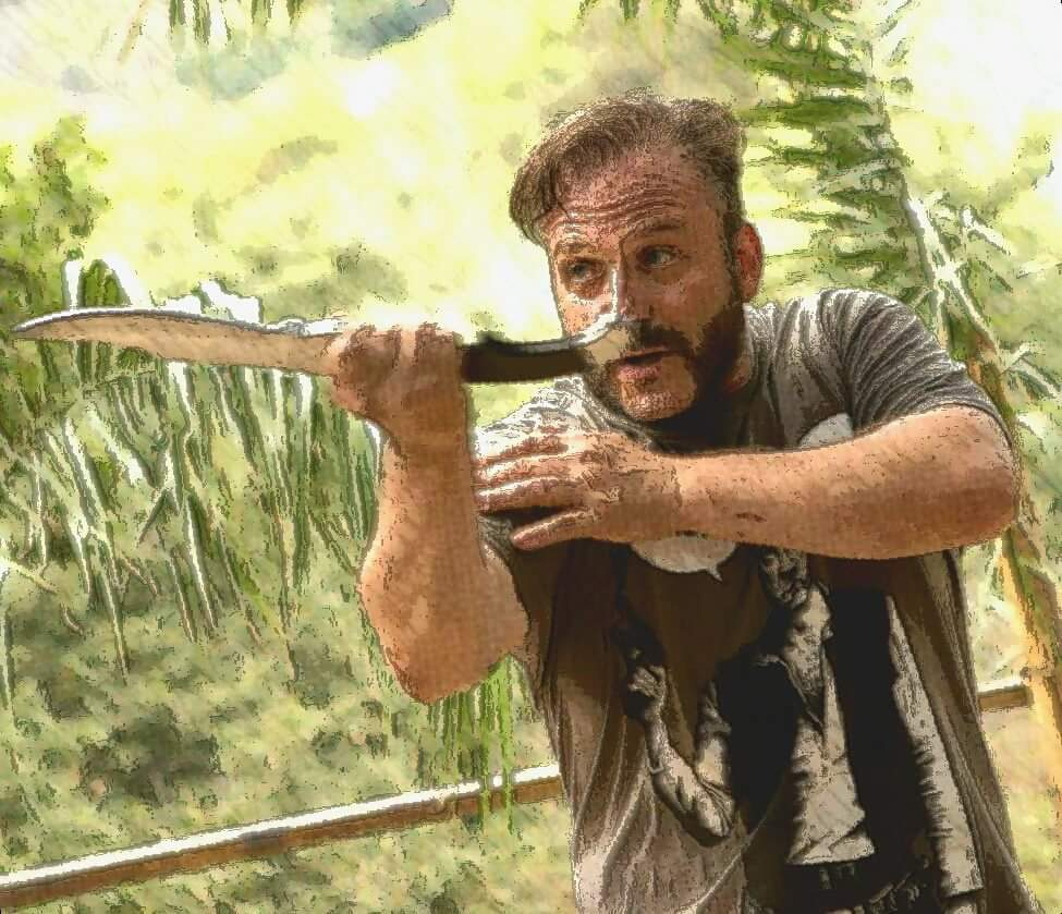 """Exclusive Interview: """"Savage Dog's"""" Action Master Luke LaFontaine"""