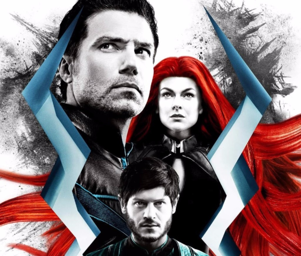 """""""Marvel's Inhumans"""" Debuts a New IMAX Poster"""