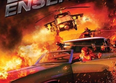 "A New Teaser Poster Debuts for the Action-Thriller ""Escape From Ensenada"""
