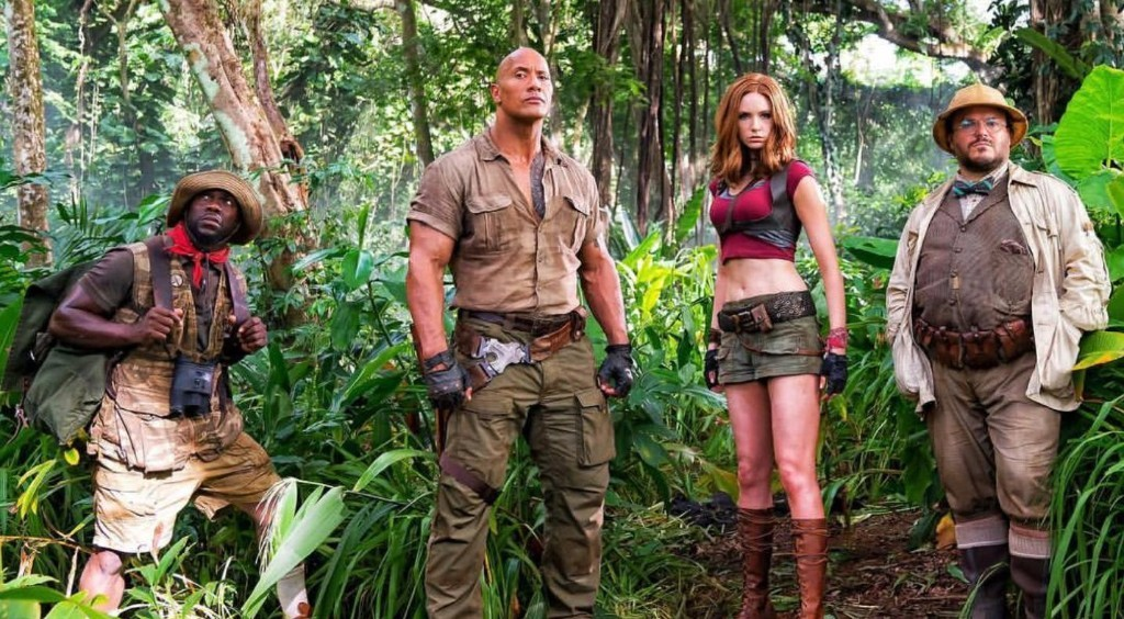 "Trailer: The ROCK Takes On the Jungle in ""Jumanji: Welcome To The Jungle"""