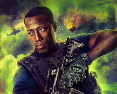 "Trailer Premiere: Wesley Snipes is Geared Up for an ""Armed Response"""