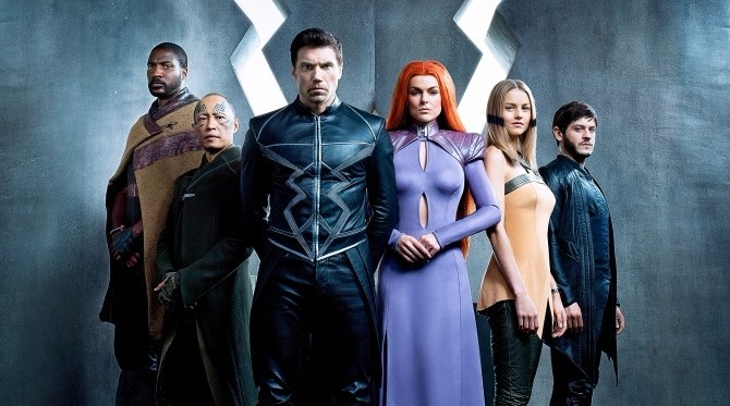 """Trailer: """"Marvel's Inhumans"""" Shows Off its First Official Footage!"""