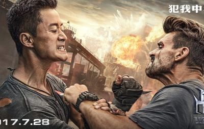 """Trailer: Wu Jing and Frank Grillo Ignite a War in the 4th Trailer for """"Wolf Warrior 2"""""""