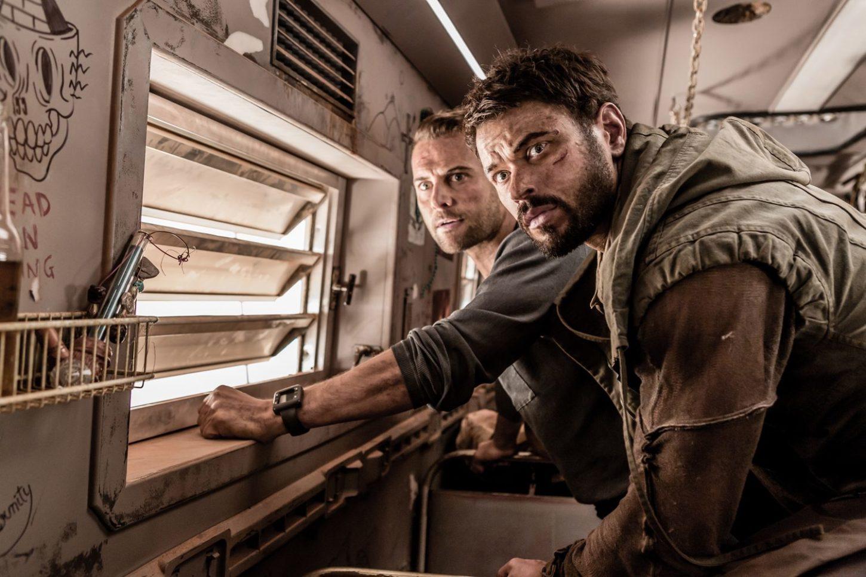 "Trailer: The Sci-Fi Action-Thriller ""Origin Wars: The Osiris Child"""