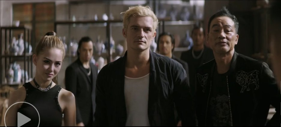 "Trailer: Orlando Bloom is On the Hunt in ""S.M.A.R.T. Chase"""
