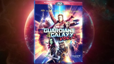 """Guardians Of The Galaxy, Vol. 2"" Hits Home in August"