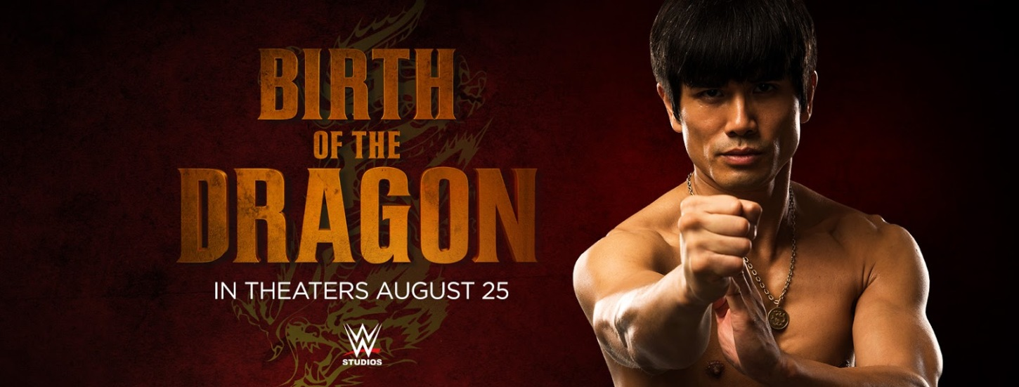 "Trailer: Philip Ng Channels the Iconic Bruce Lee in ""Birth of the Dragon"""