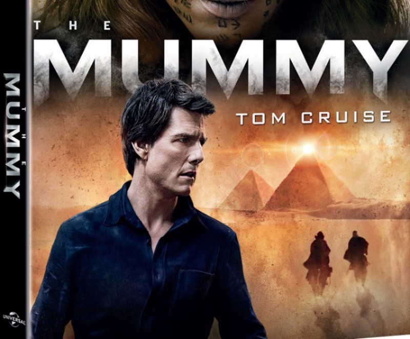 """""""The Mummy"""" Starring Tom Cruise Hits Video in August"""