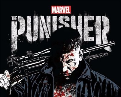 "Marvel and Netflix Debut the Official Poster for ""The Punisher"" Starring Jon Bernthal!"