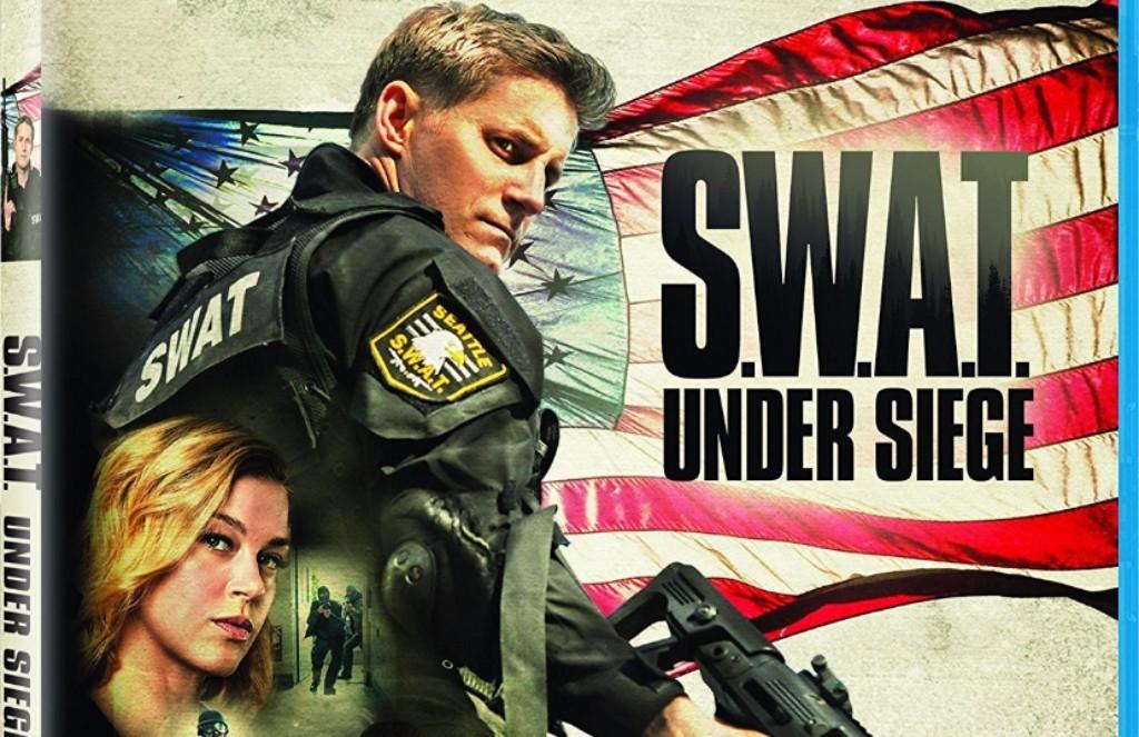 "Michael Jai White is Back in ""S.W.A.T. Under Siege"""