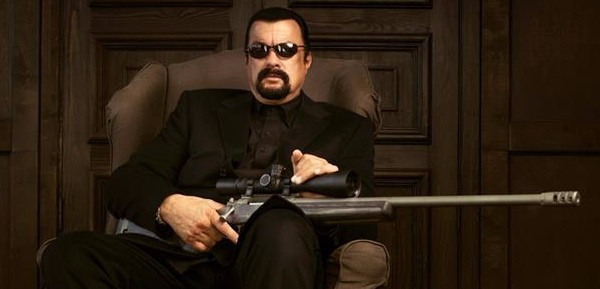 "Steven Seagal is Set to Star in the Action-Thriller ""Attrition"""