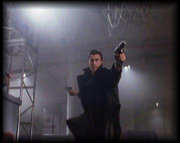 "CLASSIC ACTION: ""True Vengeance"" Starring Daniel Bernhardt"