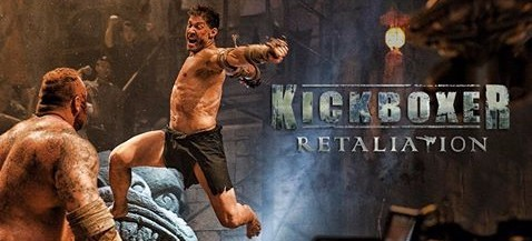 "Trailer: Martial Arts Star Alain Moussi is in Enemy Territory in ""Kickboxer: Retaliation"""