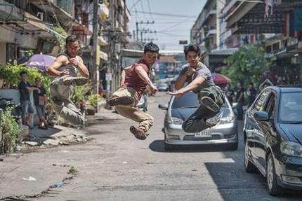 "Well Go USA Acquires Jesse V. Johnson's Epic Action Ensemble Film ""Triple Threat!"""