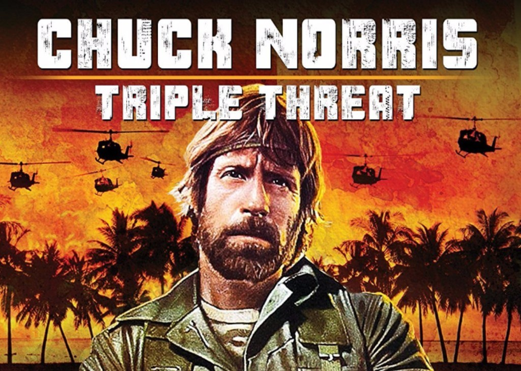 HOME VIDEO: Get Ready for Some Serious Chuck Norris Action!