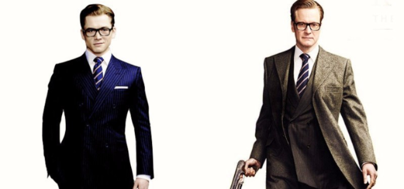 """SDCC 2017: Red Band Trailer for """"Kingsman: The Golden Circle"""" Premieres!"""