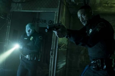 "SDCC 2017: The Teaser For ""Bright"" Promises a Dark, Gritty Sci-Fi Action Tale"