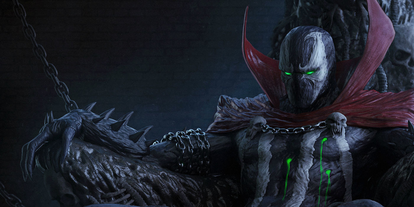 "The ""Spawn"" Reboot is Officially a Go with Creator Todd McFarlane at the Helm"