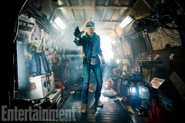 "SDCC 2017: The Trailer for Steven Spielberg's ""Ready Player One"" has an Epic Fantasy Look!"