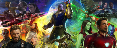 """SDCC 2017: Behold! The Full """"Avengers: Infinity War"""" Poster!"""