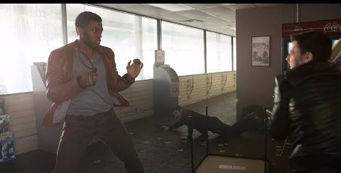 "Trailer: Chadwick Boseman Sets the City On Fire in ""Message From The King"""