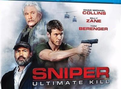 "Home Video: Brandon Beckett is Back in ""Sniper: Ultimate Kill!"""