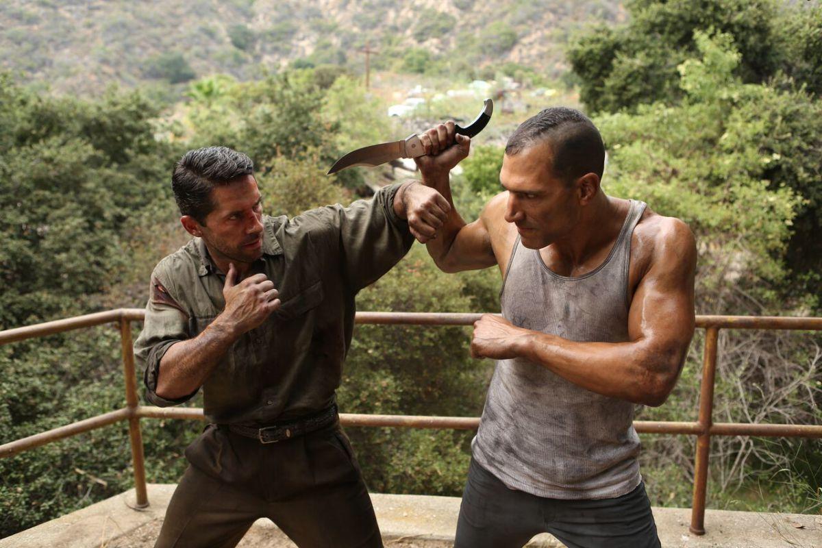 "Exclusive Interview #1: ""Savage Dog"" Set Visit with Action Star Marko Zaror"