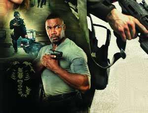 "Michael Jai White and Sam Jaeger Get to Know Each Other in a Clip from ""S.W.A.T. Under Siege"""