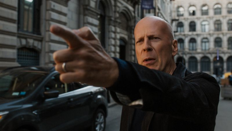 "Trailer: Bruce Willis Serves a Cold Dish of Vengeance in the Remake of ""Death Wish"""