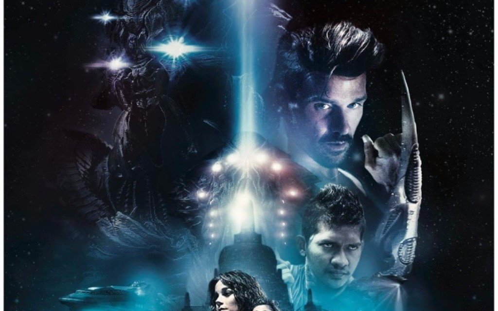 "Director  Liam O'Donnell's ""Beyond Skyline"" Gets its First Official Release Date!"